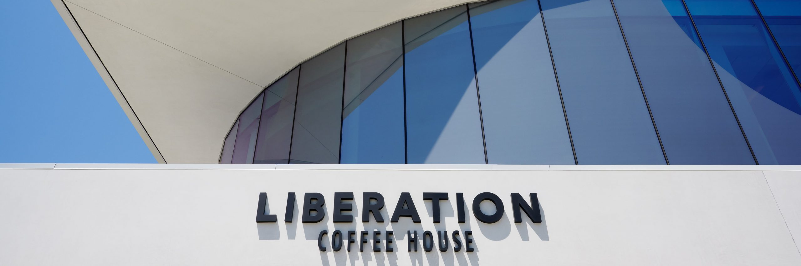 Liberation Coffee House Exterior